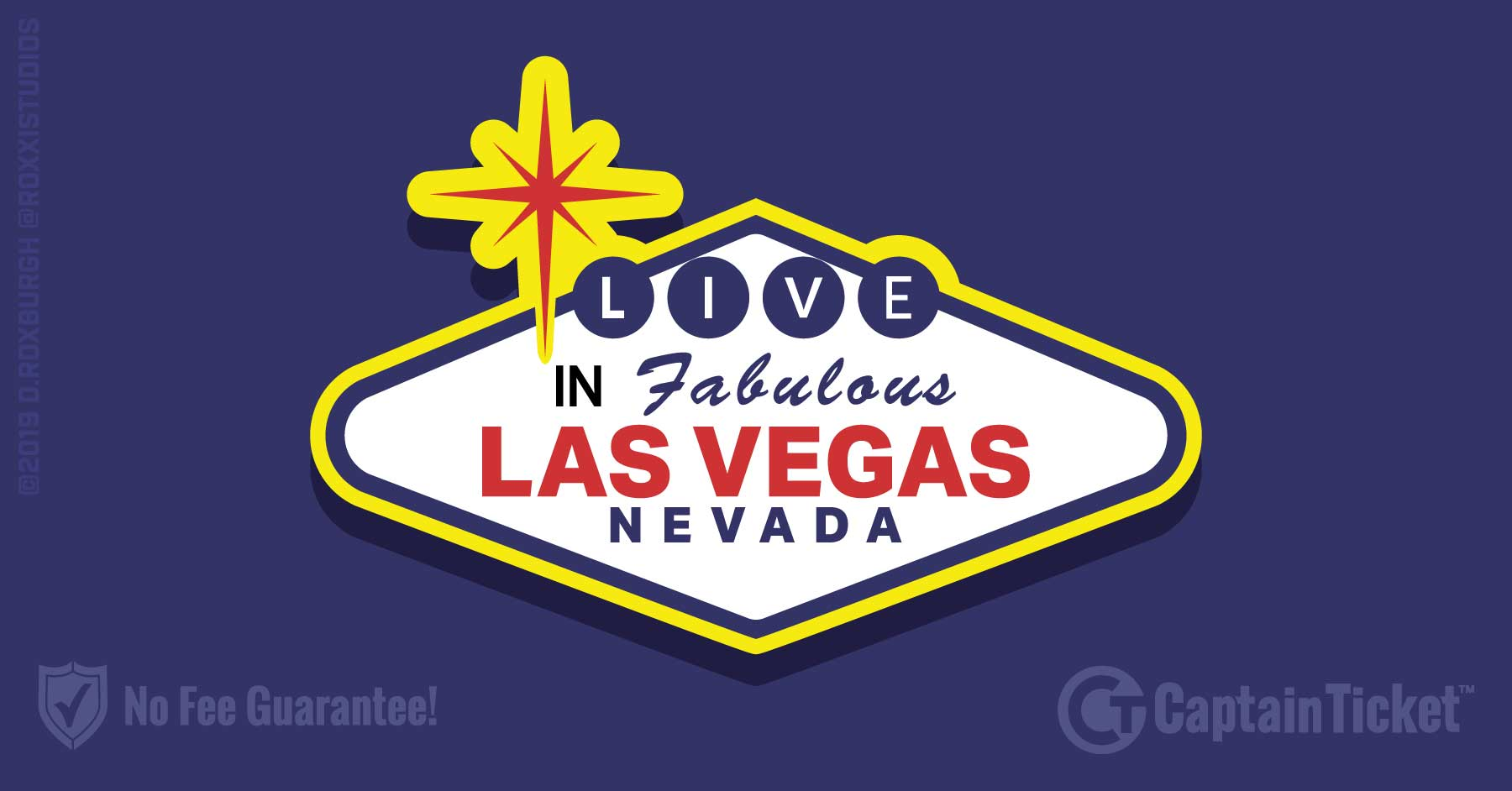 Las Vegas Event Ticket Broker With No Fees