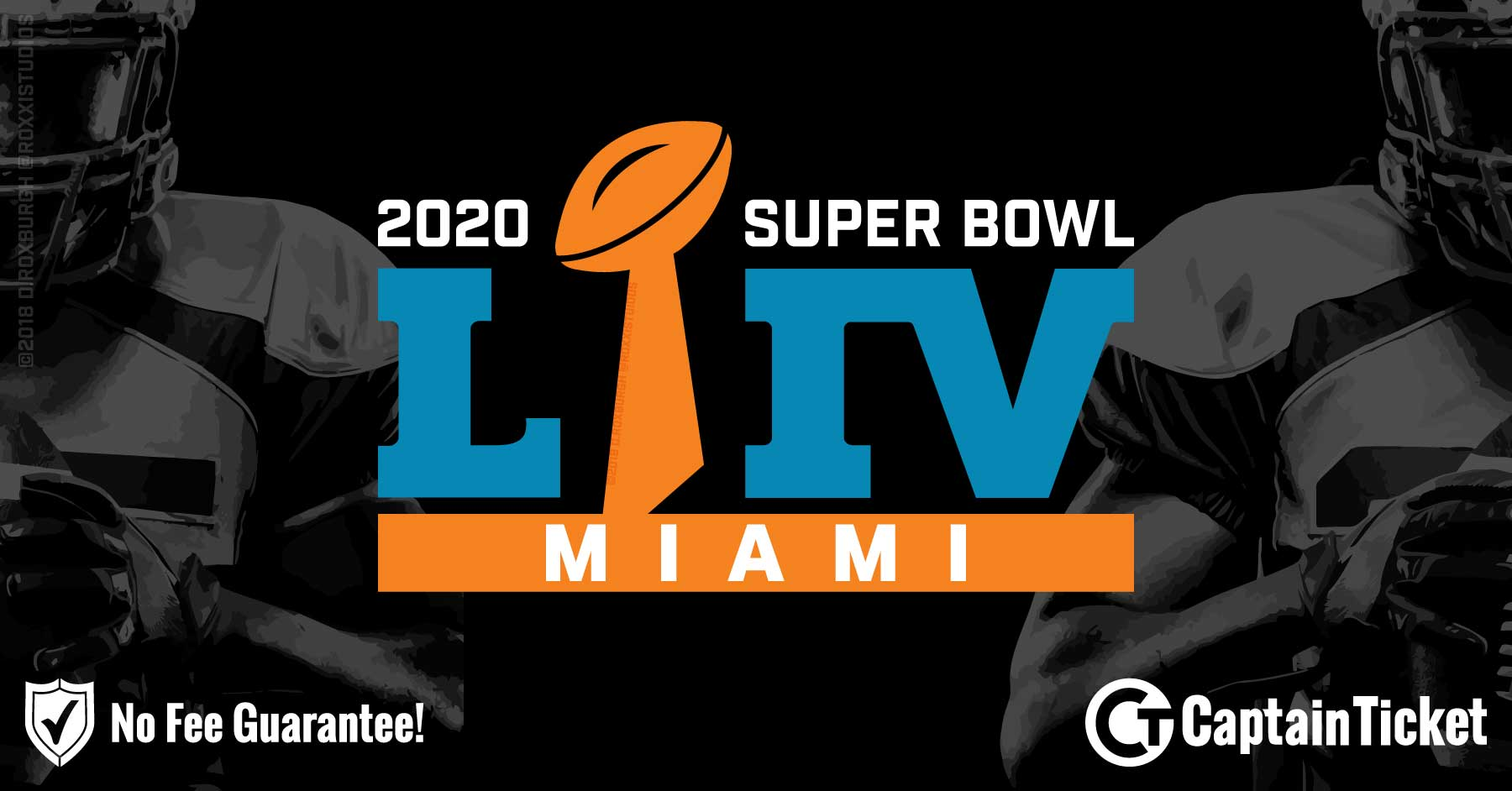 Super Bowl LIV 2020 Logo